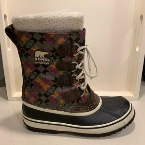 Sorel 1964 Pac Graphic Winter Boots